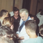 1993 Christopher autografi