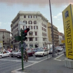 1995 totem a piazza Fiumejpg