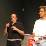 09-Armando-Corridore,-della-casa-editrice-Elara,-presenta-la-rivista-Fantasy-&-Science-Fiction-con-Marcello-Rossi