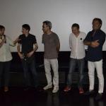 12-Il regista Lorenzo Lepori, lo sceneggiatore Antonio Tentori e l'interprete Pascal Persiano presentano Catacomba