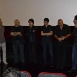 16-Il regista Nicola Barnaba, il produttore Giuseppe Milazzo Andreani e gli interpreti Edoardo Margheriti e Giovanni Maria Buzzatti presentano Safrom