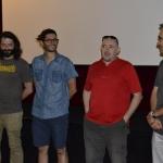 27-Gli interpreti Luca Ghignone e Alex Lucchesi, e l'autore Massimo Russo presentano la web-series 2 di picche