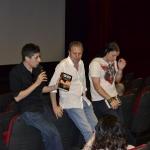 31-Presentazione del libro Storia del cinema horror italiano Vol 5 con gli autori Luca Ruocco e Nico Parente, modera Antonio Tentori