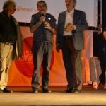 36-Bernardo Bergeret del festival argentino Blood Windows ritira il premio per il miglior lungo sraniero, Testigo Intimo