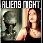 aliens night poster
