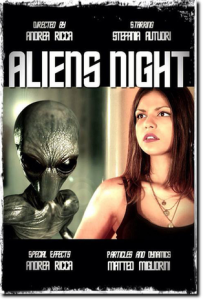 aliens night poster