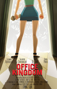 office_kingdom poster