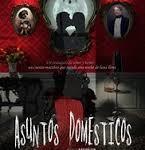 asuntos domesticos poster